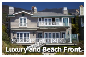 Luxury and Beach Front